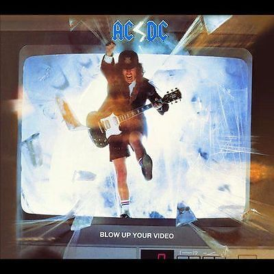 Blow Up Your Video [Remaster] by AC/DC (CD, Jul-2003, Epic)  BRAND NEW