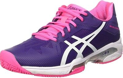 Asics Gel - Solution Speed 3 Clay Women's Tennis Shoes.new! Size: 8.5  Usa