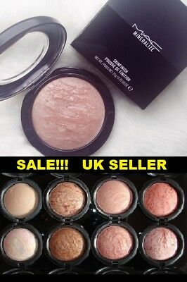 MAC MINERALIZE SKINFINISH Highlighter **Soft & Gentle **GENUINE **New** 6 shades