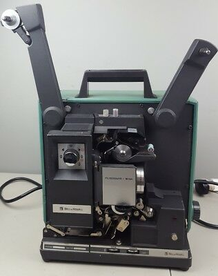 Vintage BELL & HOWELL 16mm Autoload Movie PROJECTOR FILMOSOUND Model 1585