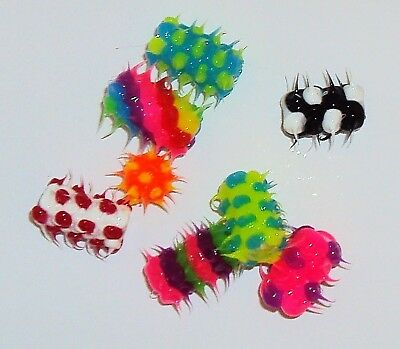 8 x Silicon Freshwater  Trout Fishing Beads Whiting Bream Redfin Bass