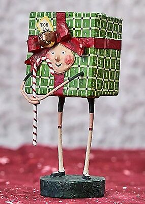 Lori Mitchell™ - Especially for You -  Present Gift Christmas Figurine - 11019