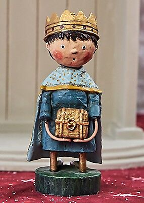 Lori Mitchell™ - Giver of Gold - Christmas Holiday Boy Religious Figurine 11034