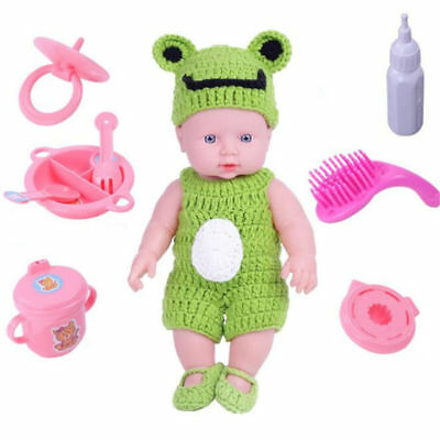 1pc Baby Doll Accessories Milk Bottles Nipple Various Plastic Play Toy Gifts