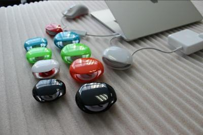 Super Cord Tangle Free Portable Manager New-Six Colors