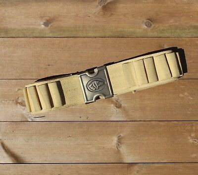 Indian Wars Anson Mills Reproduction Belt - Hunting Dog