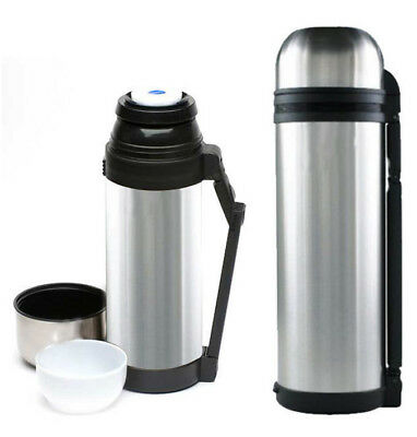 1L 1.2L 1.5L Stainless Steel Vacuum Thermos Flask  Insulated Thermos Flask