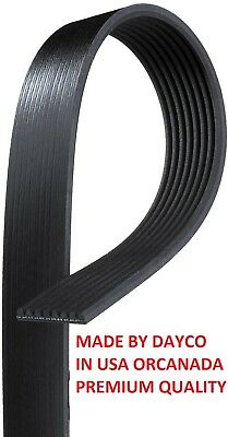 Gates Fan Air Conditioning Serpentine Belt for 1988-1990 BMW 750iL 5.0L V12 mb