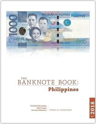 Philippines chapter from new catalog of world notes, The Banknote Book