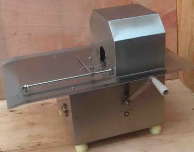 CE MY42B Stainless Steel Manual Hand-rolling Sausage Tying & Knotting Machine