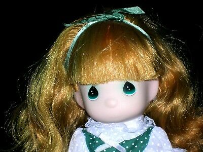 Precious Moments - Children of the World-Ireland-Shannon Vinyl Doll