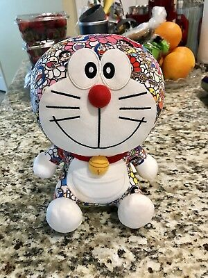 Uniqlo Doraemon Plush Toy UT Limited Edition
