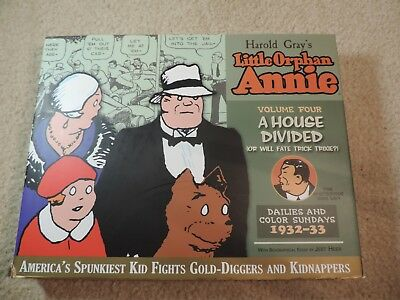 The Complete Little Orphan Annie 1932 To 1933 Hardcover