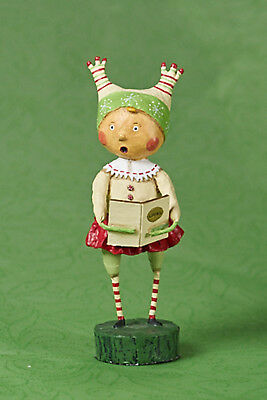 Lori Mitchell™ - Melody Maker -  Christmas Choir Singing Girl Figurine - 87544