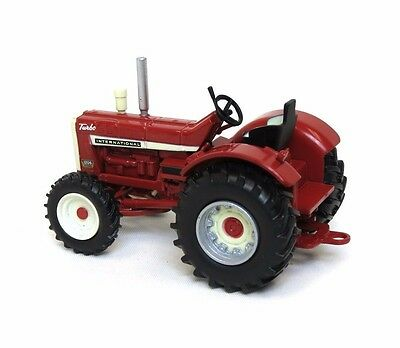 International 1206 Wheatland Tractor With Fwa Speccast Scale 1/64 Diecast New