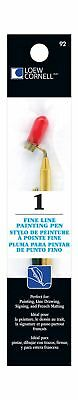 Loew-Cornell Fine Line Painting Pen 1-Pack