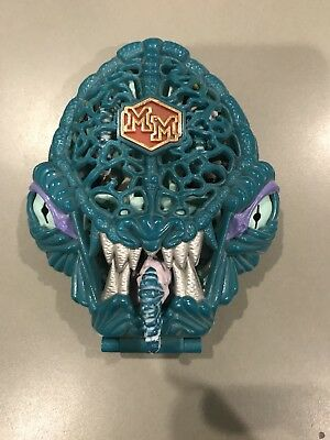 Mighty Max - Liquidates the Ice Alien COMPLETE SET