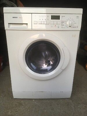 bosch wvd24520gb exxcel series washer dryer faulty 10 00 rh picclick co uk Bosch WFMC1001UC Service Manual Bosch Front Load Washer