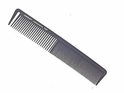 Toni & Guy Salon Professional Hairdressing Carbon Anti static Cutting Comb - 840