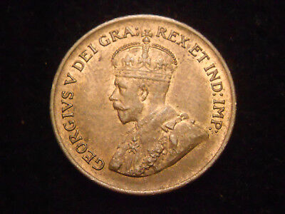 1928 canada penny high grade some red luster free shipping
