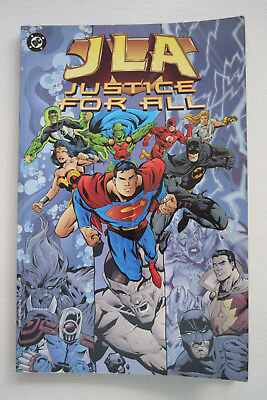 JLA: Justice for all by Grant Morrison