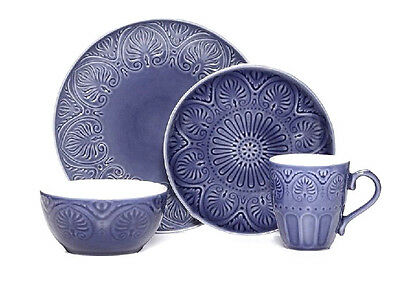 NEW REPLACEMENT PIECES of Pfaltzgraff DOLCE COBALT Blue Stoneware ...