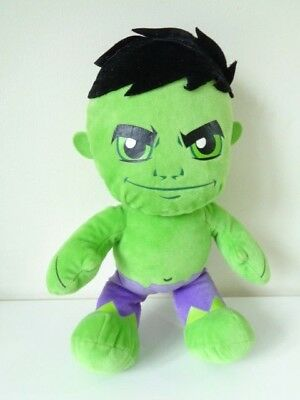 "MARVEL INCREDIBLE HULK 12"" SOFT TOY by POSH PAWS"