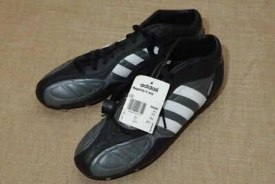 NEW Adidas Rugby Boots size 8.5 uk REGULATE 2 MID Metal studs and tool BNWT