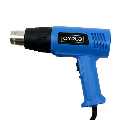 NEW! 2000W Hot Air Heat Gun Wallpaper Paint Stripper with 4 Nozzles