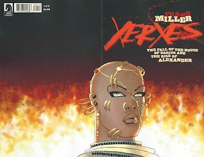 Xerxes: The Fall of the House of Darius and the Rise of  #1 (Frank Miller)