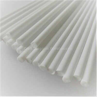 """9"""" Long CAKE DOWELLING Rods Support Tiered Cakes Wedding Sugarcraft DOWELS"""