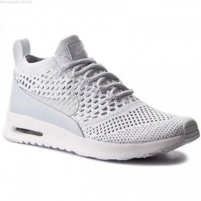 Nike Air Max Thea Ultra FK Pure Platinum NWT