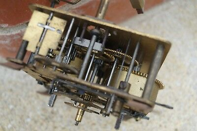 Hermle FHS clock movement. Spares / repair