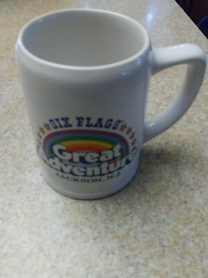 Six Flags Great Adventure Jackson, N.J Ceramic Mug