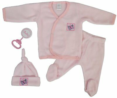baby gift set 4 piece pastel color baby shower free shipping