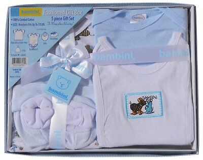 baby new born 5 piece gift set baby shower free shipping