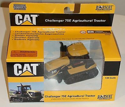 Caterpillar  Challenger 75E Agricultural Tractor Diecast Scale 1/64 New Norscot