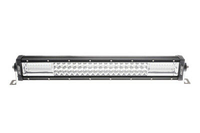 22inch LED Light Bar Flood Spot 4WD Wide Angle Offroad Driving 4x4 Kings Domin8r
