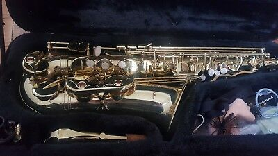 Fontaine Alto Saxophone Student Secondhand Used