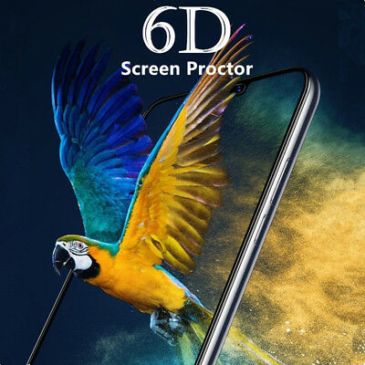 6D Full Cover Tempered Glass Screen Protector Film For HUAWEI P20 Pro Mate 20 10