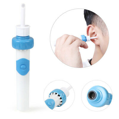 Mutifunctional Smart Easy Earwax Removal Spiral Ear Swab Cleaner Safe Tools New