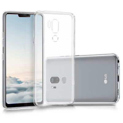 Tpu Silicone Crystal Case For Lg G7 Transparent Soft Cover Silicon