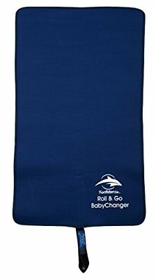 Konfidence Roll  Go Baby Changer Mat Navy