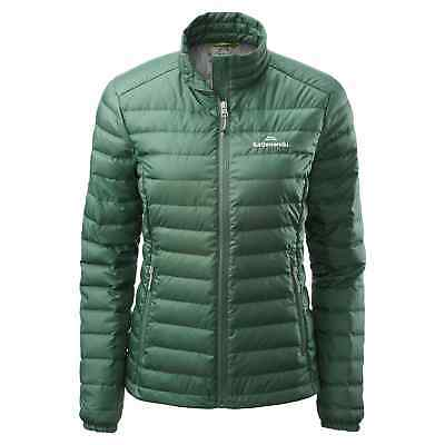 Kathmandu Heli Women's Lightweight Duck Down Coat Warm Puffer Jacket v2