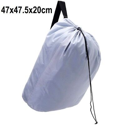 Large Drawstring Laundry Dry Cleaning Shopping Swimming Travel Shoulder Bag New