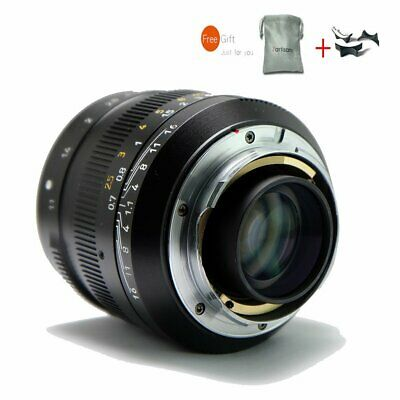 7artisans 50mm F1.1 Leica M Mount Fixed Lens For Leica M-Mount M-M M3 M4 M6 M7