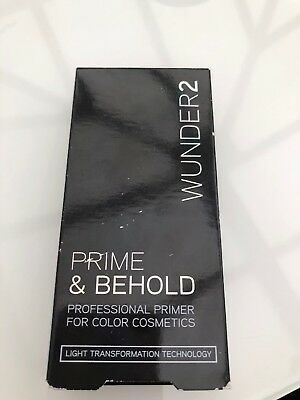wunder2 prime and behold