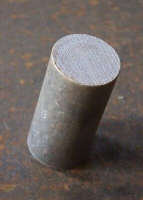 "Hammer Billets of NEW 1045 Steel! 1-3/4"" Diameter by APPROXIMATELY 3-1/2"" Long"