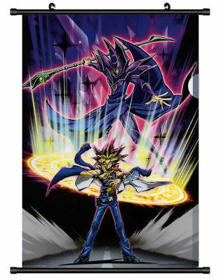 "Hot Japan Anime Yu-Gi-Oh! Duel Monster Home Decor Poster Wall Scroll 8""x12"" P75"