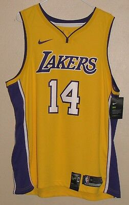 5a0ff6d2d66 Los Angeles Lakers Brandon Ingram Nike NBA Men s Icon Swingman Jersey (2XL)